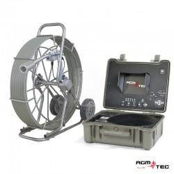 Tubicam® XL - Caméra canalisations technologie fil d'eau