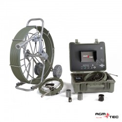 Tubicam® Trio - La caméra d'inspection polyvalente