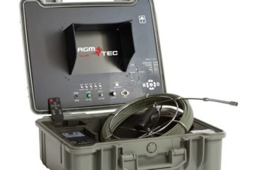 caméra de canalisation